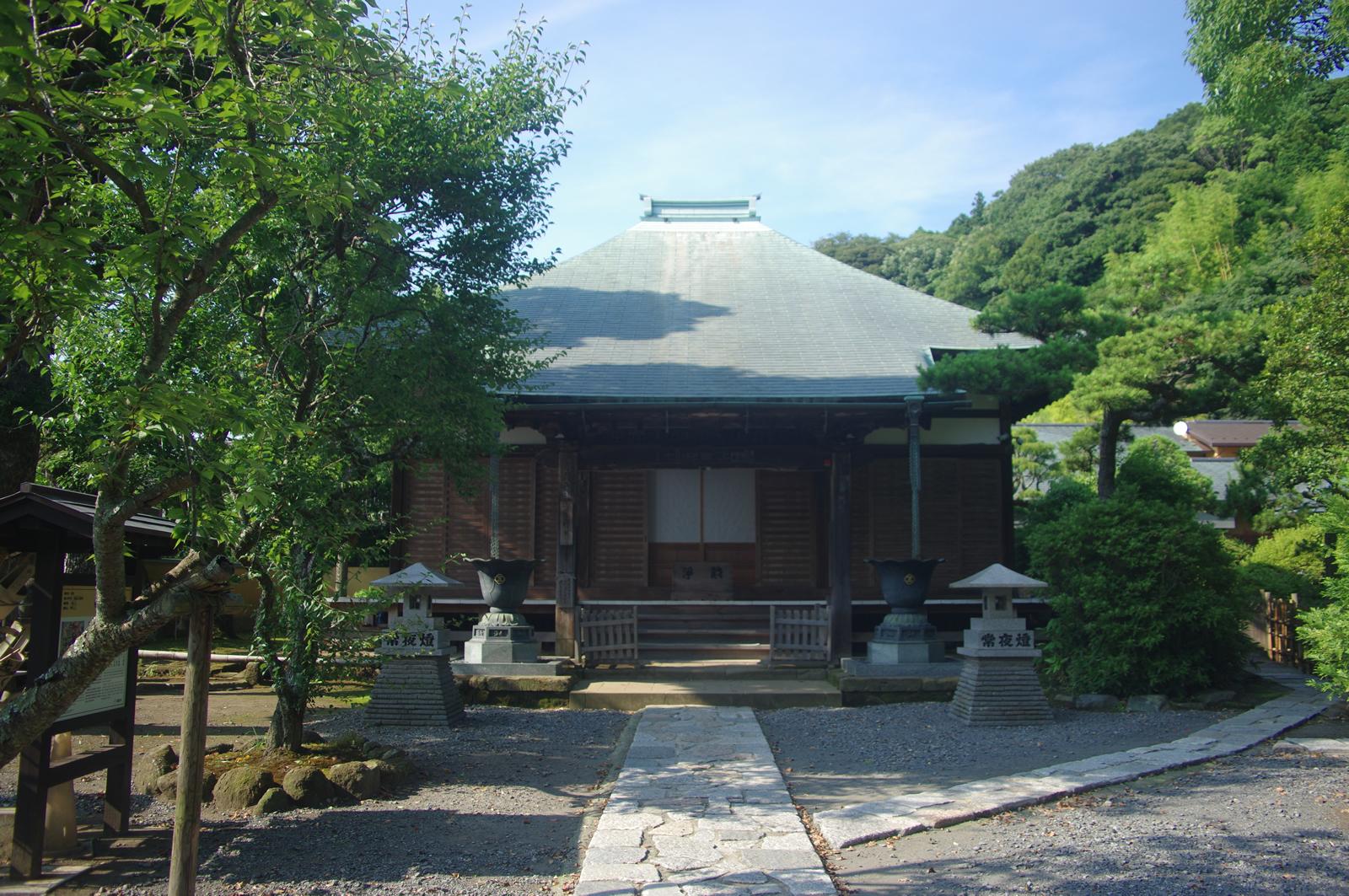 鎌倉 光触寺